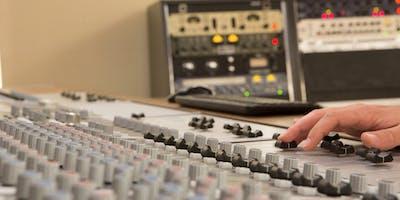 SAE Leipzig - Studienorientierungstag - Audio Engineering