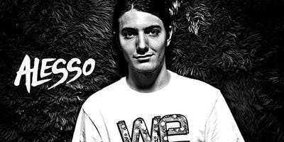 Alesso Party Crawl