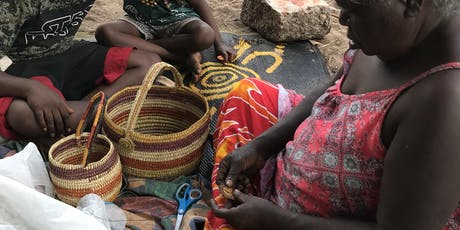 Indigenous cultural weaving weekend with traditional weavers from Arnhem Land tickets