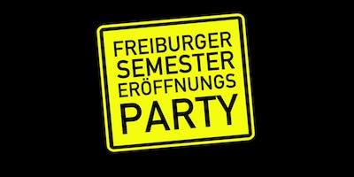 Semestereröffnungs Party auf 3 Floors @ T.I.K – Sa, 27.04.