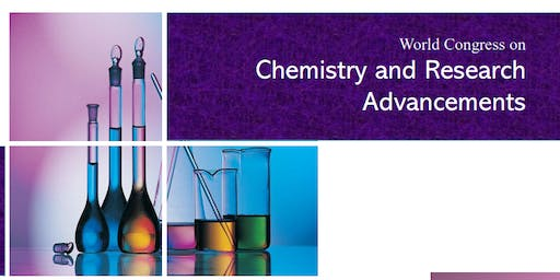 World Congress on Chemistry and Research Advancements (PGR)