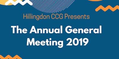 NHS Hillingdon CCG Annual General Meeting 2019 (AGM)