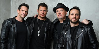 Coors Light Block Party: 98 Degrees