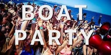 Boat Party in Miami tickets
