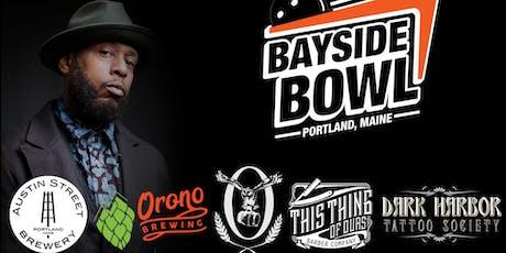 Talib Kweli : Hip-Hops 12 at Bayside Bowl tickets