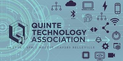 Quintech: Quinte Technology Association Meetup