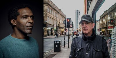 Lemn Sissay and Dave Haslam in conversation