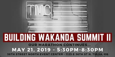 Building Wakanda Summit 2.0: Our Marathon Continues