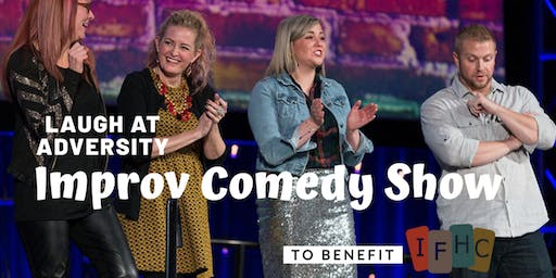 Laugh at Adversity - An Improv Comedy Show!