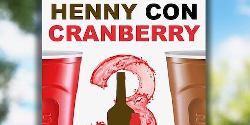 Henny Con Cranberry 3