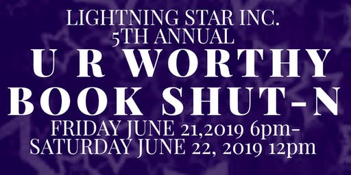 U R Worthy Book Shut-N 2019