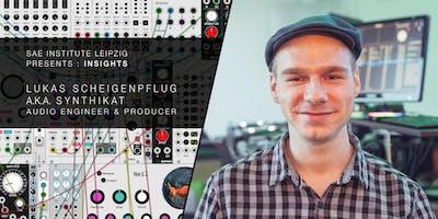 SAE Insights: Generative Synthese mit VCV Rack - Lukas Scheigenpflug