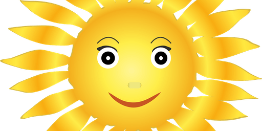 Summer Sonshine Women's Tea Party