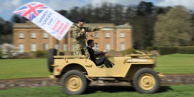 Armed Forces Day in association Black Country Radio