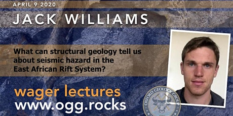 What can structural geology tell us about seismic hazard in the East African Rift System? tickets