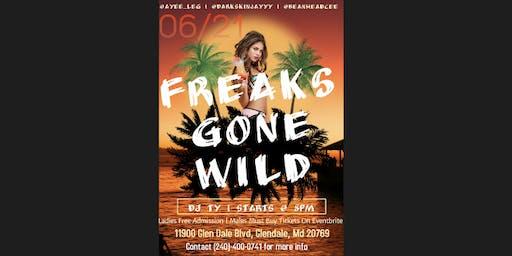 Freaks Gone Wild