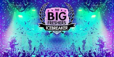 The Big Freshers Icebreaker - Canterbury