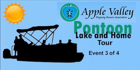 Pontoon Lake  and Home Tour tickets