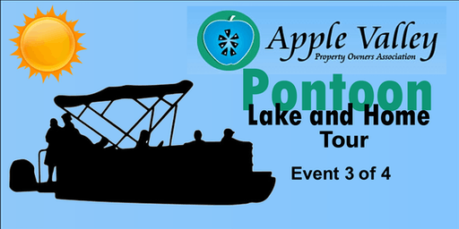 Pontoon Lake  and Home Tour