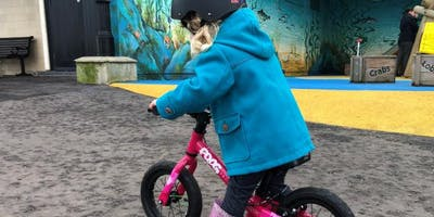 Balance Bike Course (Sat 6th, Sat 13th, Sat 20th, Sat 27th July) - 9.30-10.15am