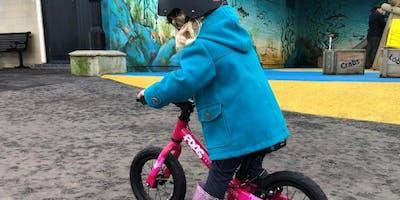 Balance Bike Course (Sat 6th, Sat 13th, Sat 20th, Sat 27th July) - 10.30-11.15am