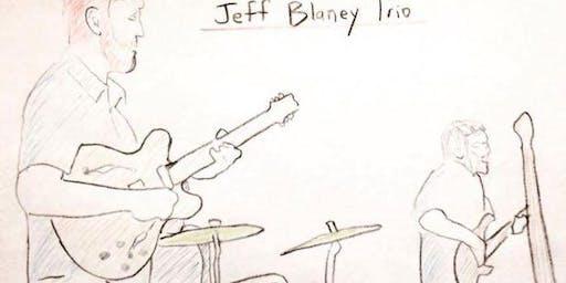 Jeff Blaney Trio Returns to The Hidden Still
