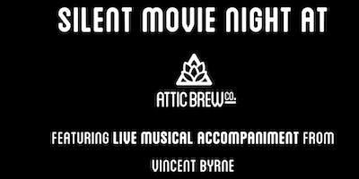 Silent Movie Evening