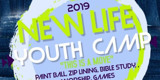New Life Youth Camp 2019