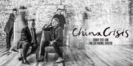 China Crisis tickets