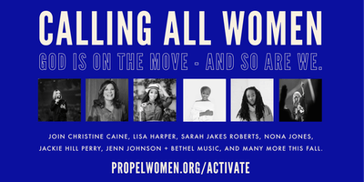 Propel Women Activate (First Baptist Fort Lauderdale)