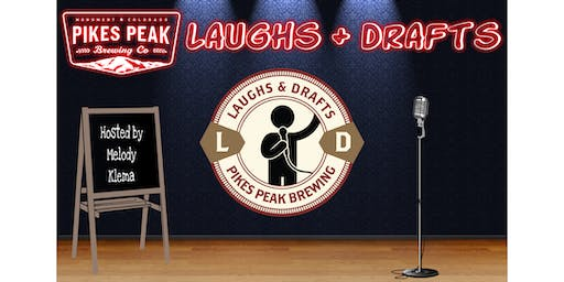 Laughs & Drafts Comedy Night 8/17