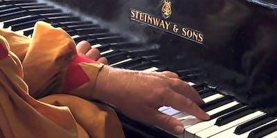 Benefiet Piano Concert Romayne Wheeler