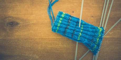 Knitting with Babs and Lisa tickets