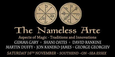 The Nameless Arte Conference - 2019 tickets