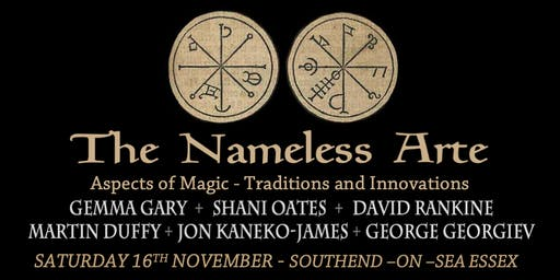 The Nameless Arte Conference - 2019