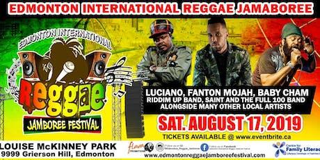 Edmonton International Reggae Jamboree Festival tickets
