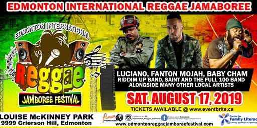 Edmonton International Reggae Jamboree Festival
