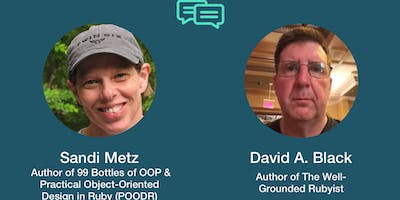 Continuous Learning as a Lead Developer with Sandi Metz & David A. Black  | NYC Tech Debates