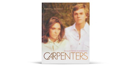 Carpenters: An Illustrated Discography - NYC Book Launch tickets