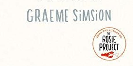An evening with Graeme Simsion tickets