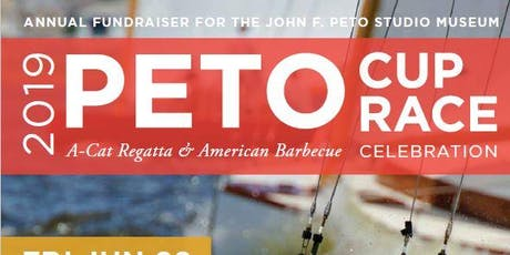 2019 Peto Cup Race Celebration A-Cat Sailboat Regatta and American BBQ tickets
