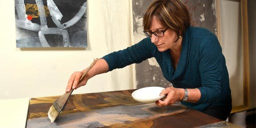 Abstract Alchemy: From and With Nature - Intensive with Artist Judith Kruger