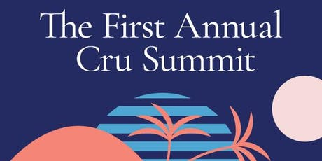 The Cru Summit 2019 tickets