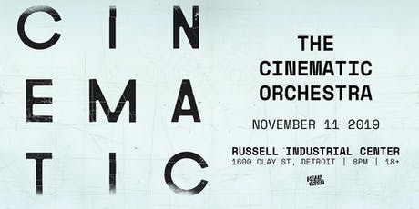Cinematic Orchestra tickets