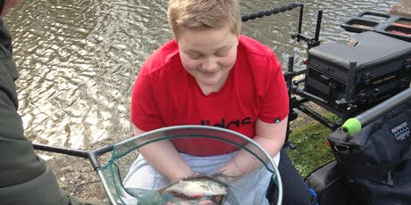 Free Let's Fish! - Middleport - Trent & Mersey Canal - Learn to Fish Sessions tickets