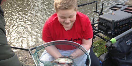 Free Let's Fish! - Middleport - Trent & Mersey Canal - Learn to Fish Sessions