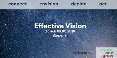 Effective Vision Workshop