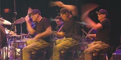 Liberty DeVitto:  Drum Clinic