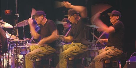 Liberty DeVitto:  Drum Clinic tickets
