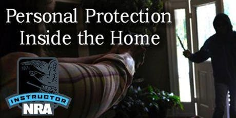 CPL - NRA Basic Personal Protection In The Home Course tickets